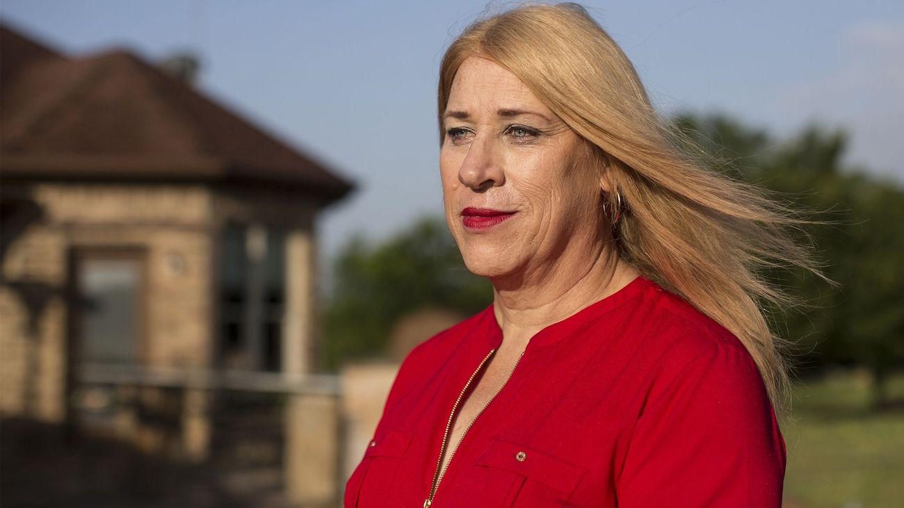 transgender mayor